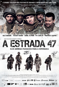"Cartaz do filme ""A estrada 47"""