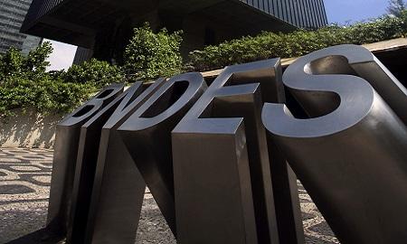 Letreiro do BNDES