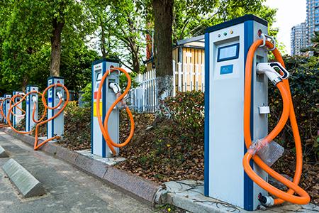 Estações de abastecimento para veículos elétricos